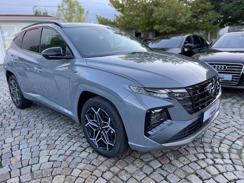 Hyundai Tucson N-line/hibrit-230p.s./4×4/ 5kм.