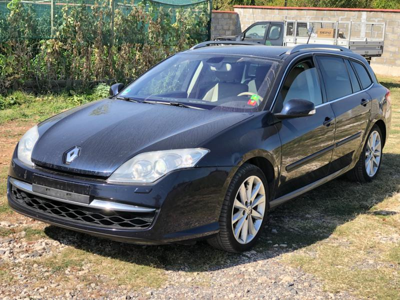 Renault Laguna 3.0DCi 235к.с. Automat