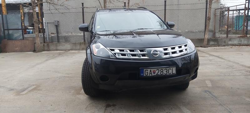 Nissan Murano 3.5 Бензин,АВТОМАТ