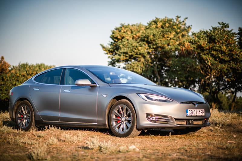 Tesla Model S Пълен Автопилот