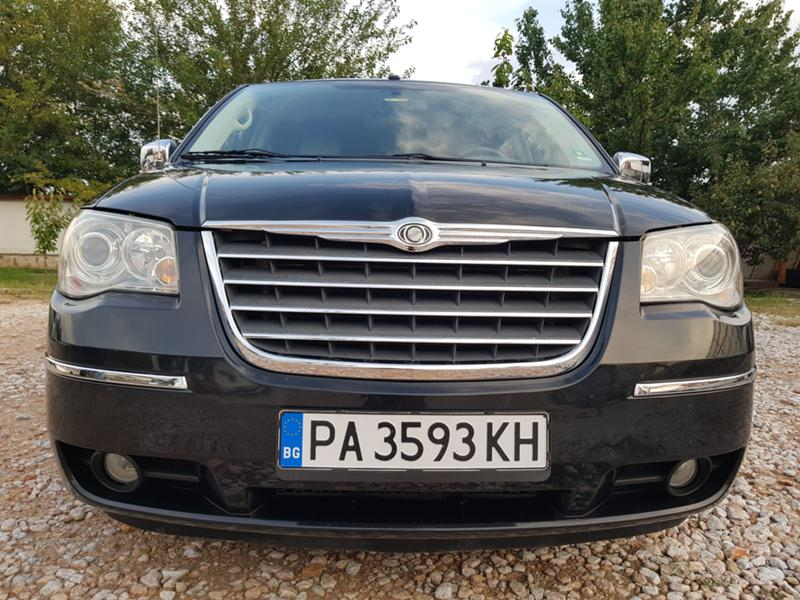 Chrysler Gr.voyager TOWN I COUNTRY