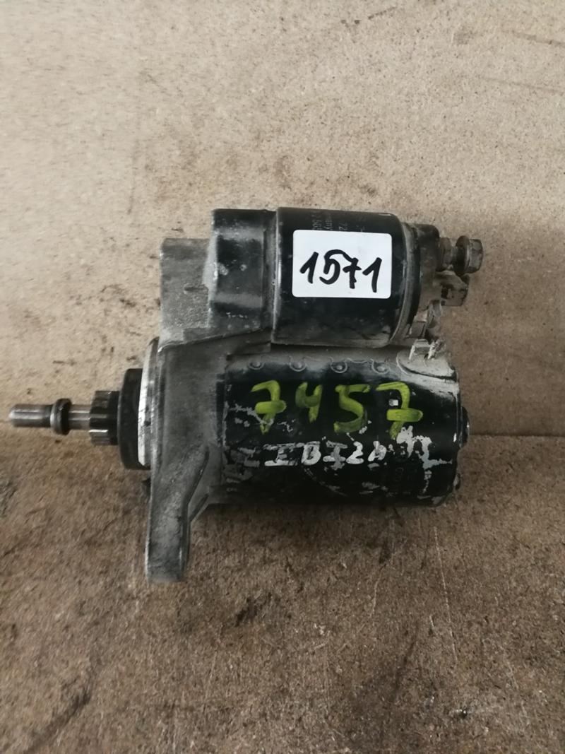 стартер за AUDI FORD SEAT SKODA VW  -1.9tdi реф.номер 1571