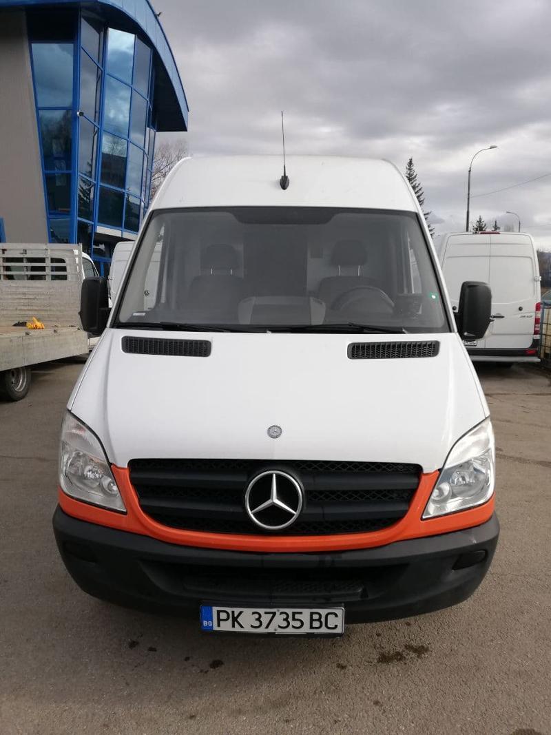 Mercedes-Benz 316 LPG ФАБРИЧЕН XXL MAXI