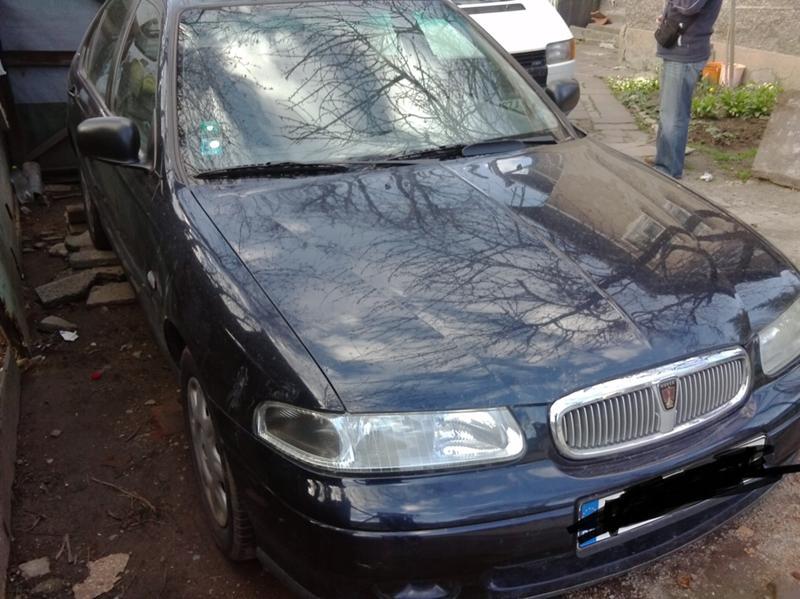 Rover 400 1.4si