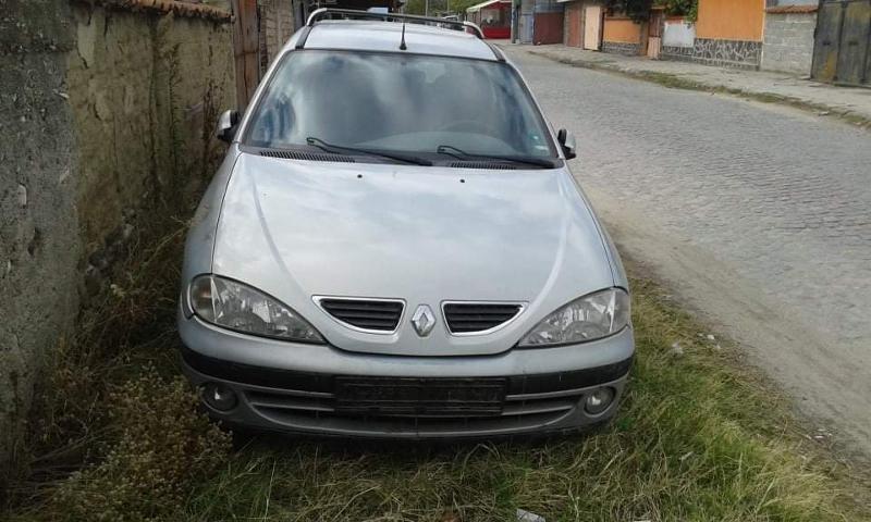 Renault Megane DTI, снимка 4