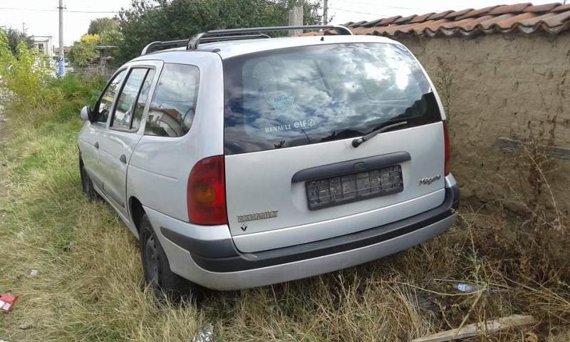 Renault Megane DTI, снимка 3