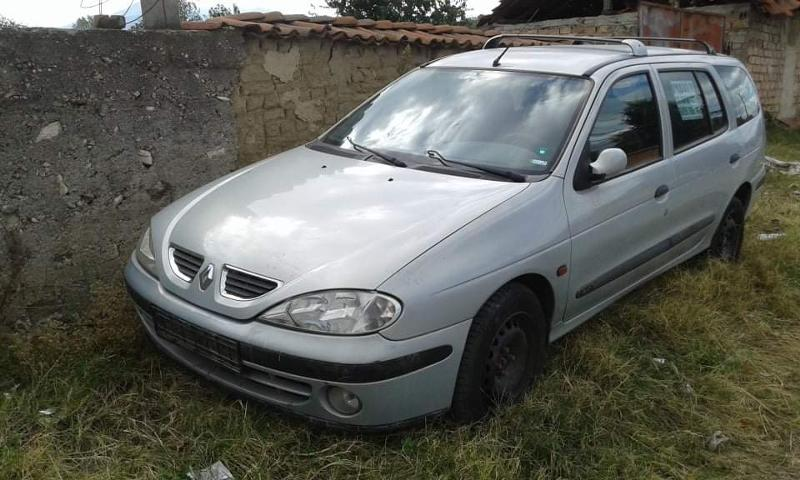 Renault Megane DTI, снимка 1