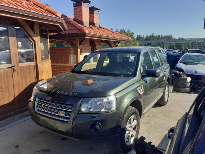 Land Rover Freelander 2.2d
