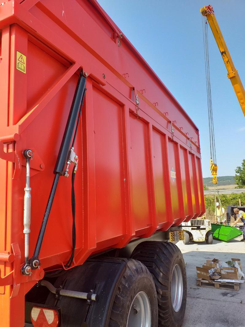 За трактор Други ERT, снимка 10