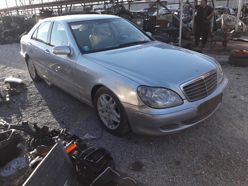 Mercedes-Benz S 320 320CDI-204 к.с