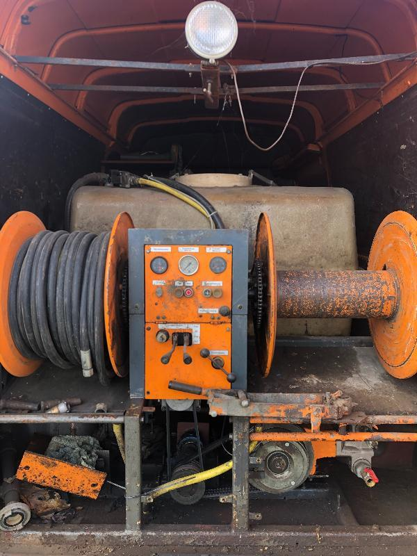 Други . Оборудване за каналопочистваща машина