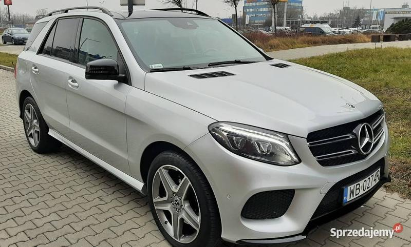 Mercedes-Benz GLE 350DIESEL!!!500 BENZIN !!! VAGON