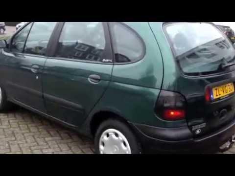 Renault Scenic 1.6 на части