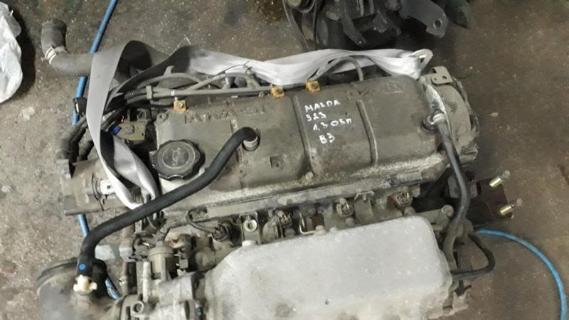 Двигател за Мазда 323 2002г. 1,3 бензин тип на мотора B3