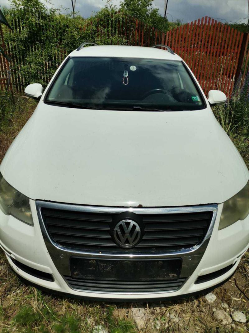 VW Passat 2.0 TDI, DSG