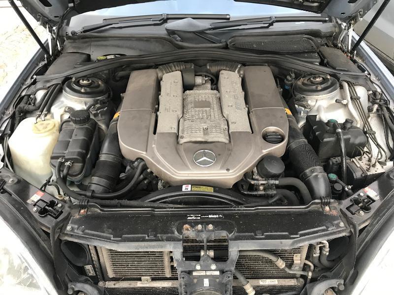 Mercedes-Benz S 55 AMG 500 кс на части, снимка 2