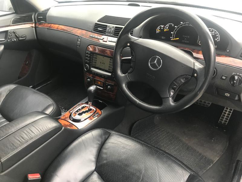 Mercedes-Benz S 55 AMG 500 кс на части, снимка 4