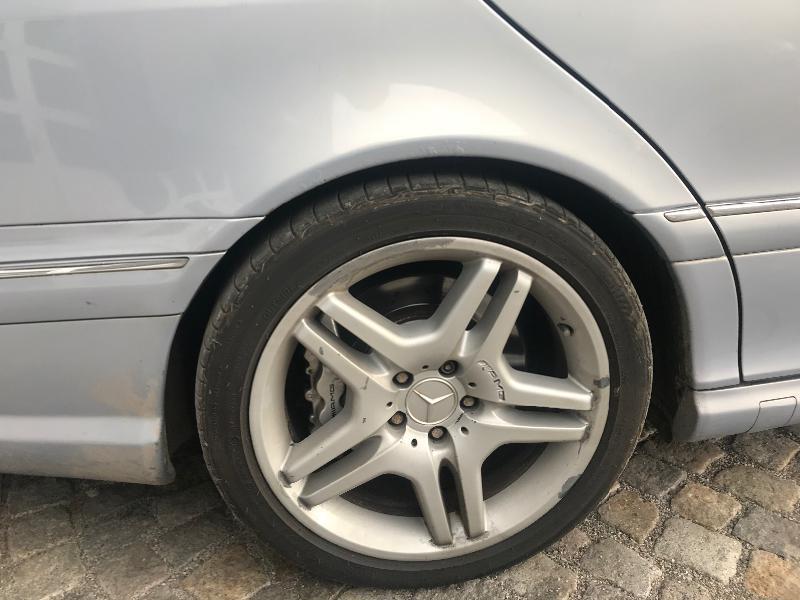 Mercedes-Benz S 55 AMG 500 кс на части, снимка 12