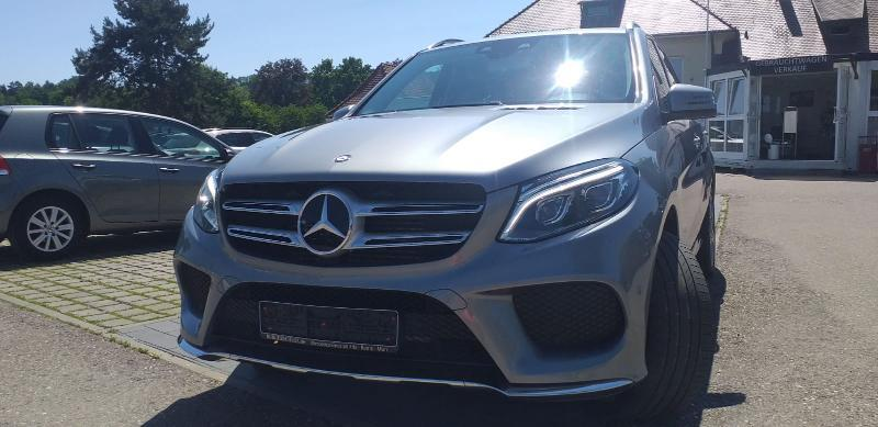 Mercedes-Benz GLE 350 AMG package, HK, Гаранция до 07.2022