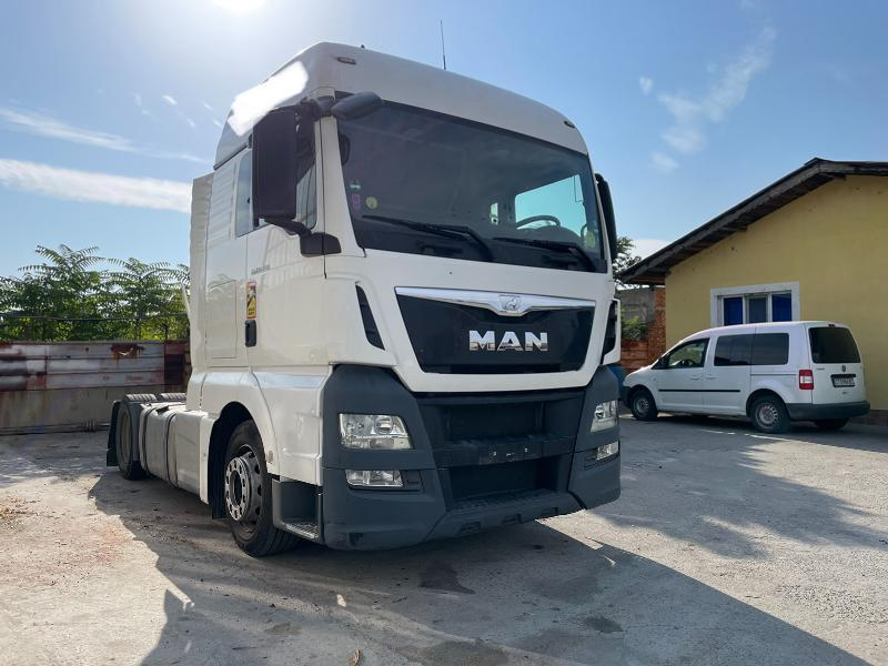 Man Tgx 440 Евро 6, снимка 2