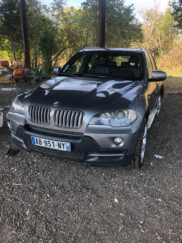 BMW X5 X DRIVE 3.5D SPORT 166000км