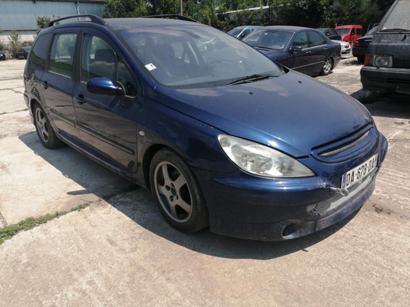 Peugeot 307 1.6 бензин