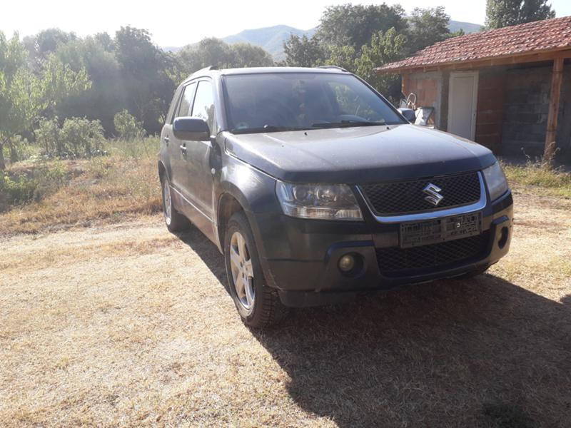 Suzuki Grand vitara 2.0-140ps
