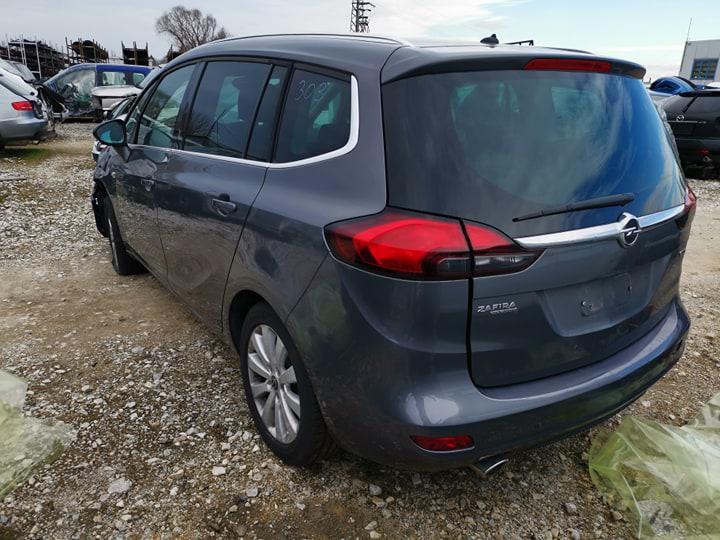 Opel Zafira Tourer 2.0cdti
