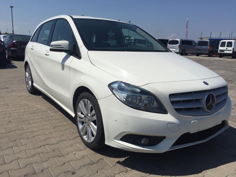 Mercedes-Benz B 180 CDI/651901