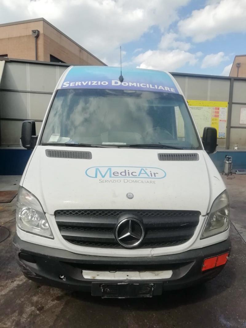 Mercedes-Benz Sprinter 516 516 CDI AUTOMATIC - САМО ЗА ЧАСТИ