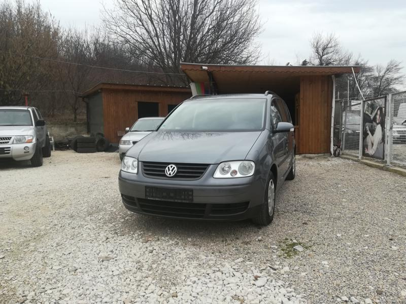 VW Touran 1.6i