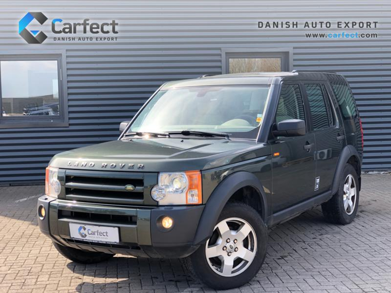 Land Rover Discovery 2,7 TD
