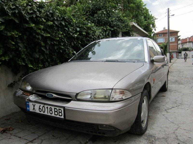 Ford Mondeo 2.0 16V 136 к.с.