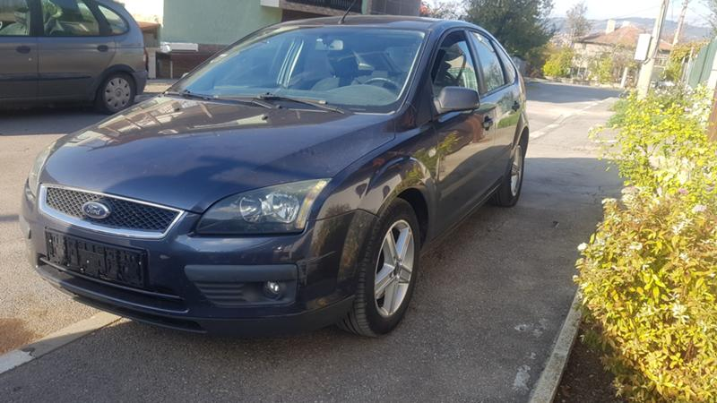 Ford Focus 1.8TDCI-115kc.
