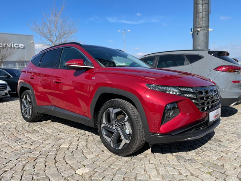 Hyundai Tucson Mild-HYBRID1.6T-GDi,48V/7-DCT ,4x4, снимка 1