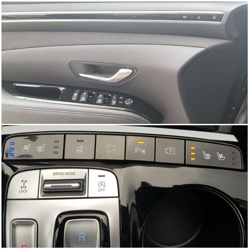 Hyundai Tucson Mild-HYBRID1.6T-GDi,48V/7-DCT ,4x4, снимка 13