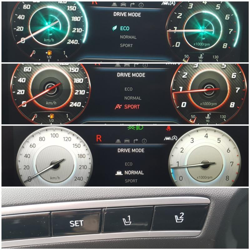 Hyundai Tucson Mild-HYBRID1.6T-GDi,48V/7-DCT ,4x4, снимка 12