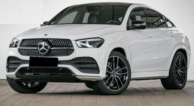 Mercedes-Benz GLE 400 D 4MATIC AMG COUPE