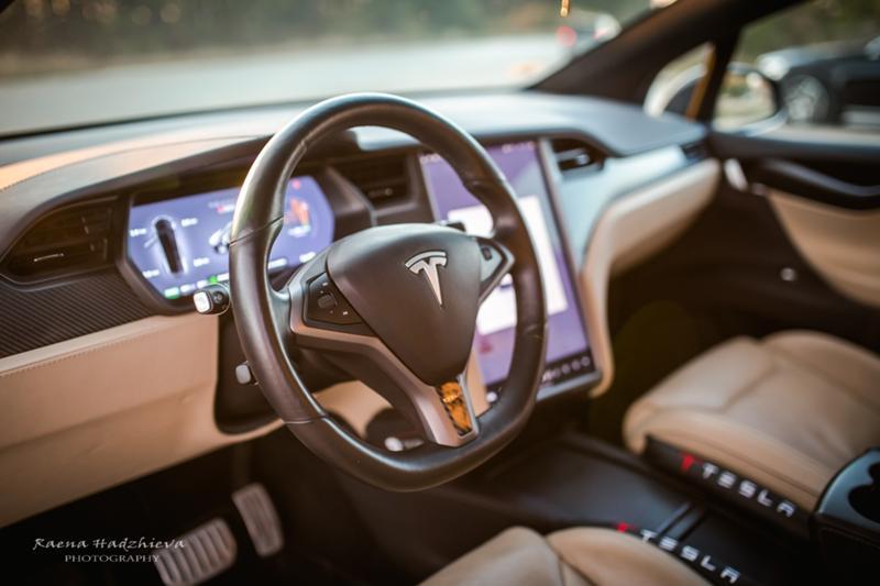 Tesla Model X P100D Ludicrous+, снимка 14