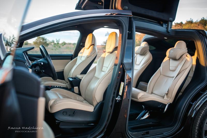 Tesla Model X P100D Ludicrous+, снимка 16