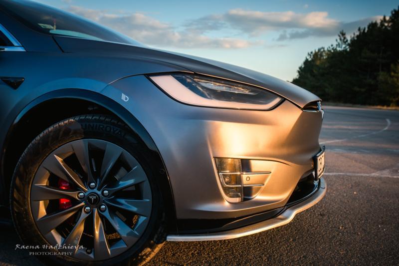 Tesla Model X P100D Ludicrous+, снимка 13