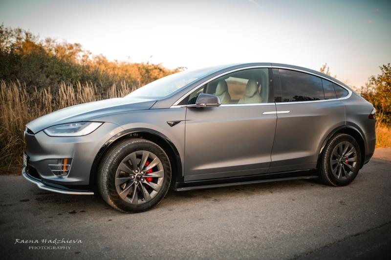 Tesla Model X P100D Ludicrous+, снимка 6