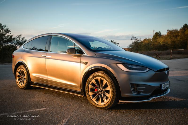 Tesla Model X P100D Ludicrous+, снимка 10