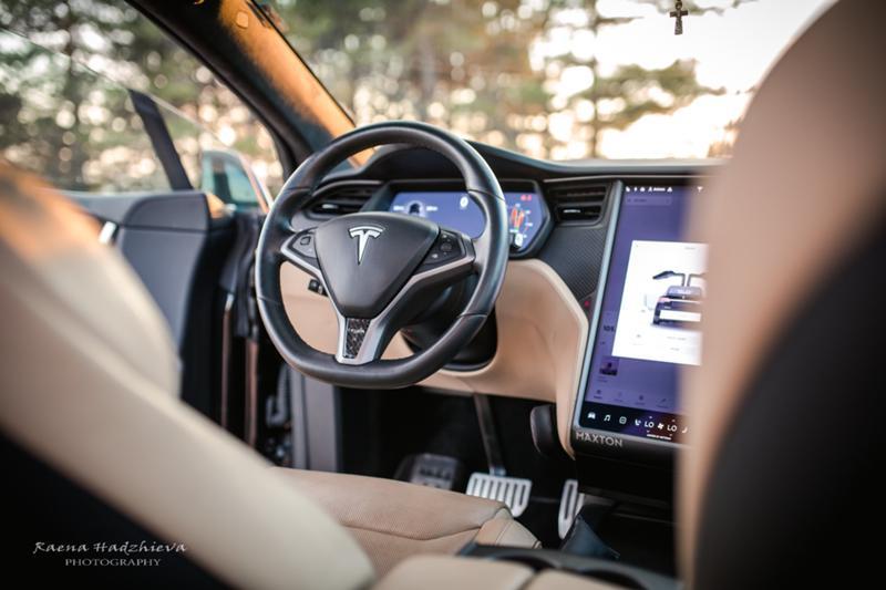 Tesla Model X P100D Ludicrous+, снимка 12