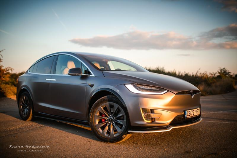 Tesla Model X P100D Ludicrous+, снимка 9