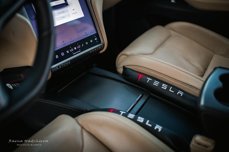Tesla Model X P100D Ludicrous+, снимка 15
