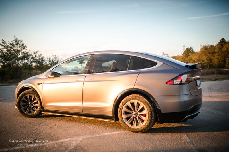 Tesla Model X P100D Ludicrous+, снимка 11