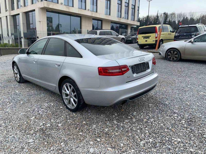 Audi A6 3.0 Quatrro S-line