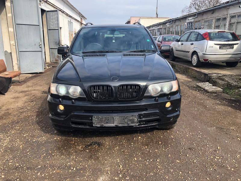 BMW X5 3.0i 231hp