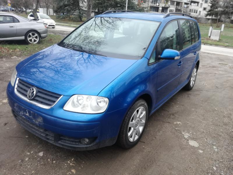 VW Touran 1.6 FSi